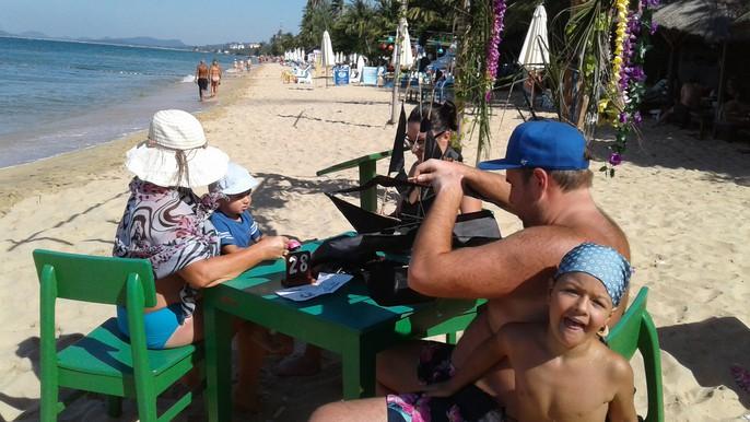 Chiêm ngưỡng bãi tắm tuyệt đẹp dành cho khách Tây ở Phú Quốc - Ảnh 14.