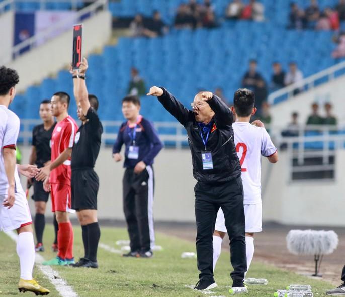 Tiến Linh lập công, Việt Nam bị Triều Tiên cầm chân trước Asian Cup - Ảnh 2.