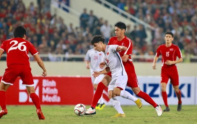 Tiến Linh lập công, Việt Nam bị Triều Tiên cầm chân trước Asian Cup - Ảnh 5.