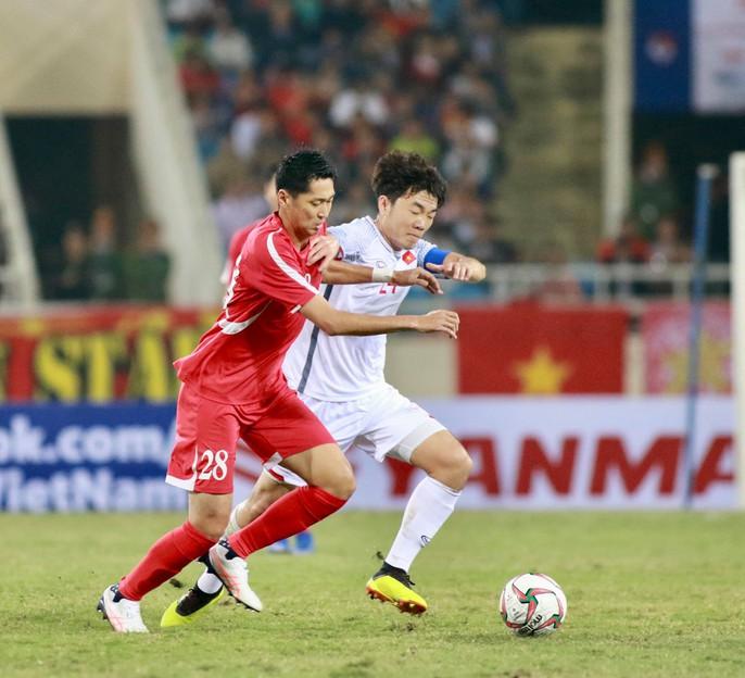 Tiến Linh lập công, Việt Nam bị Triều Tiên cầm chân trước Asian Cup - Ảnh 1.