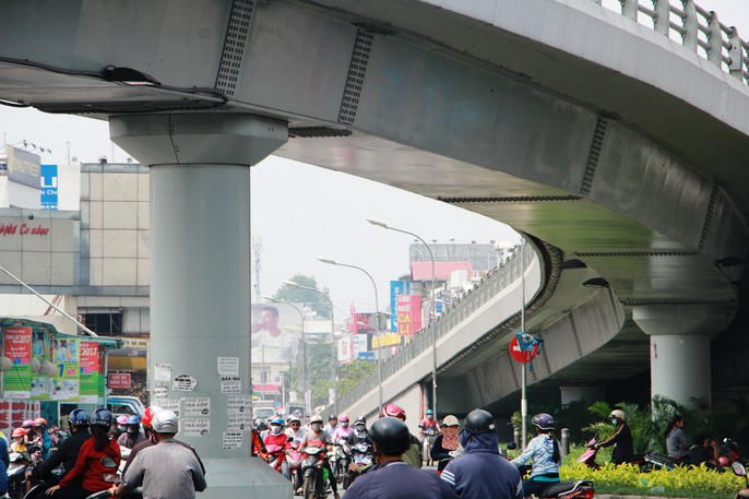 """Nhìn lại những công trình """"giải cứu"""" sân bay Tân Sơn Nhất - Ảnh 9."""