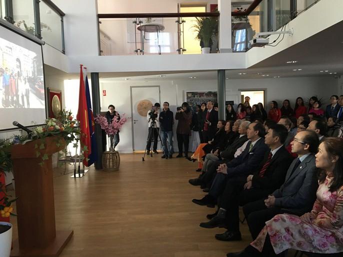 Đón Tết Việt tại Tòa thị chính Paris - Ảnh 8.