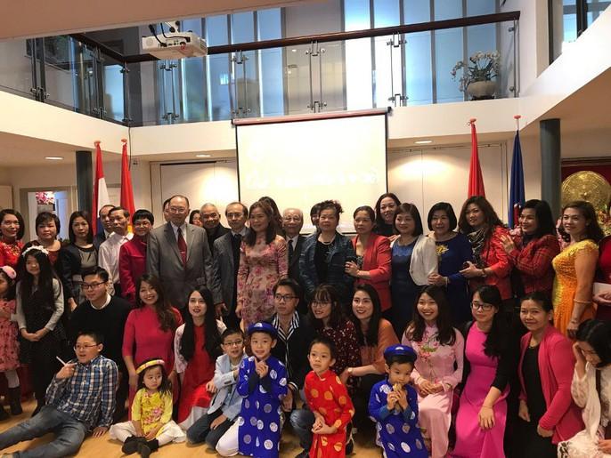 Đón Tết Việt tại Tòa thị chính Paris - Ảnh 11.