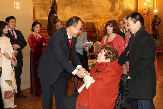Đón Tết Việt tại Tòa thị chính Paris - Ảnh 3.