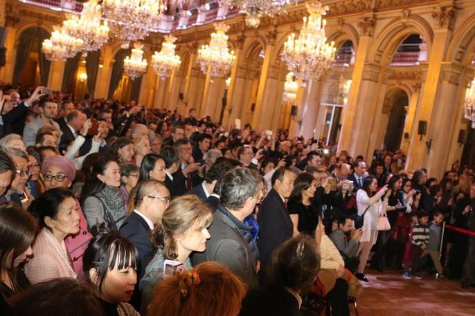 Đón Tết Việt tại Tòa thị chính Paris - Ảnh 6.