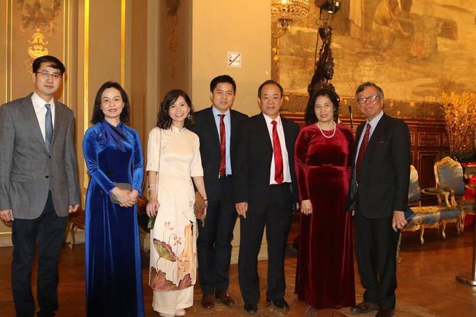 Đón Tết Việt tại Tòa thị chính Paris - Ảnh 7.