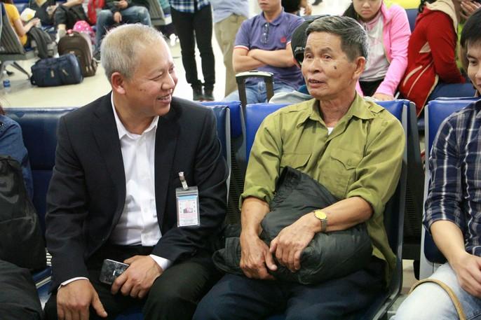 """Khách qua sân bay Tân Sơn Nhất đạt """"kỷ lục"""" trong dịp Tết Mậu Tuất 2018 - Ảnh 4."""