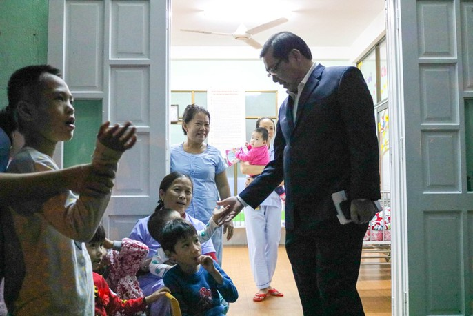 Dân Đà Nẵng - Hội An du xuân đón giao thừa - Ảnh 8.