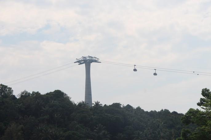 Ngắm cáp treo dài nhất thế giới tại Phú Quốc ngày khánh thành - Ảnh 4.
