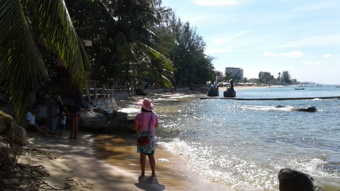 Chiêm ngưỡng bãi tắm tuyệt đẹp dành cho khách Tây ở Phú Quốc - Ảnh 12.