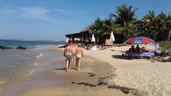 Chiêm ngưỡng bãi tắm tuyệt đẹp dành cho khách Tây ở Phú Quốc - Ảnh 11.