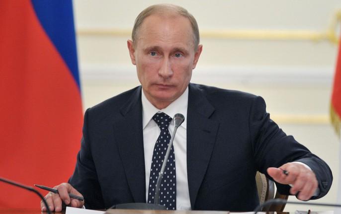 Nhìn lại Tổng thống Putin sau gần 2 thập kỷ nắm quyền - Ảnh 15.