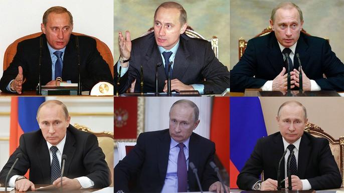 Nhìn lại Tổng thống Putin sau gần 2 thập kỷ nắm quyền - Ảnh 1.