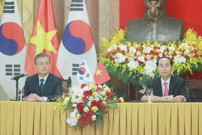 Tổng thống Moon Jae In cam kết các biện pháp bảo vệ cô dâu Việt - Ảnh 8.
