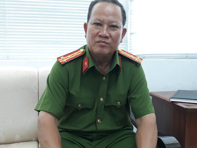 Trưởng Công an quận 1 lên tiếng về vụ thác loạn giữa Sài Gòn - Ảnh 1.
