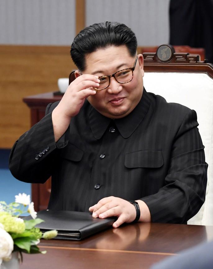 Video: Những khoảnh khắc khác thường ở biên giới liên Triều - Ảnh 22.