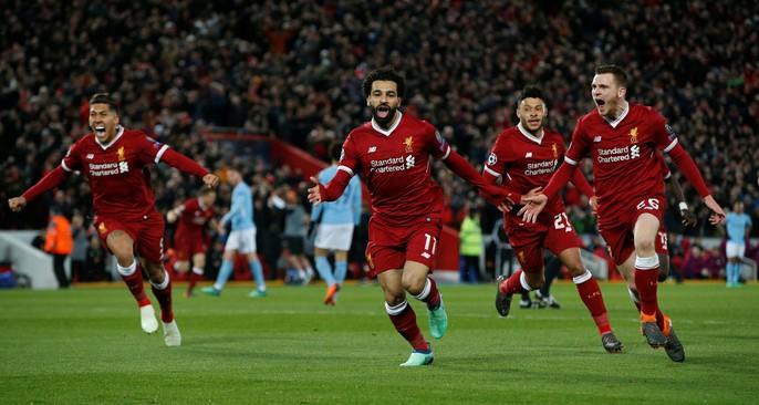 Fan Liverpool ăn mừng trận thắng Man City như thể vô địch - Ảnh 2.