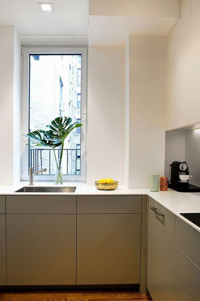 Nhà bếp nhỏ đa chức năng của căn hộ này khiến ai thấy cũng mê - Ảnh 10.