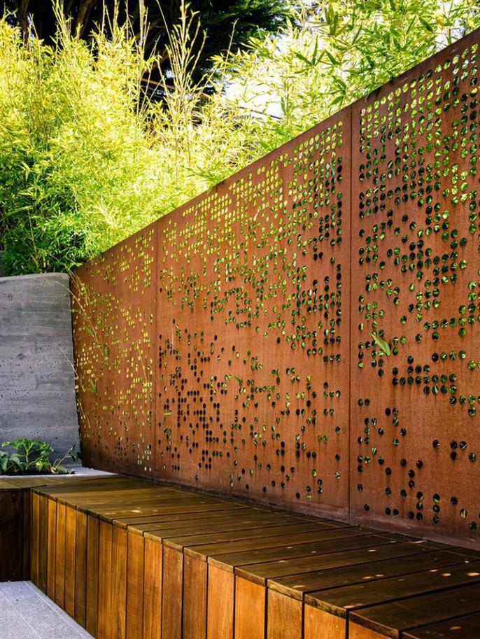 Khu vườn thiết kế kiểu ruộng bậc thang ai thấy cũng mê - Ảnh 9.