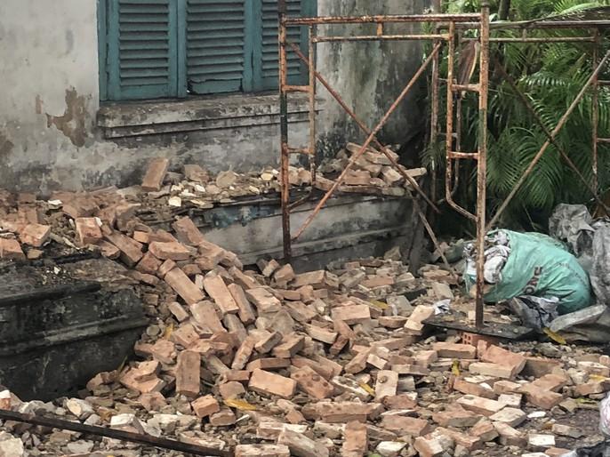 Xót xa biệt thự cổ ở Sài Gòn bị phá dỡ - Ảnh 5.