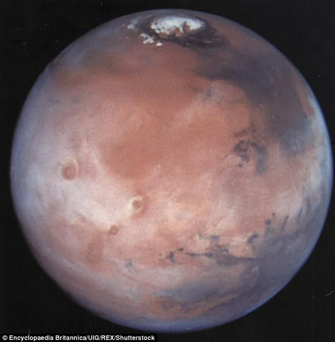 NASA tuyên bố: Con người có thể sống trên Sao Hỏa! - Ảnh 1.