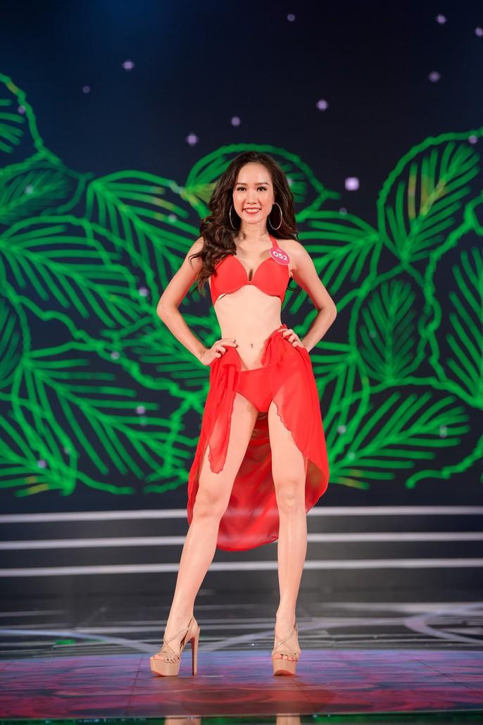 19 thí sinh đầu tiên của vòng chung kết Hoa hậu Việt Nam 2018 - Ảnh 5.