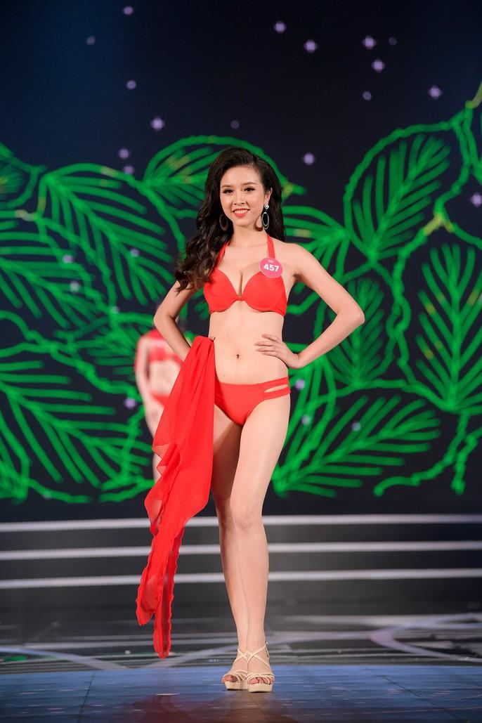 19 thí sinh đầu tiên của vòng chung kết Hoa hậu Việt Nam 2018 - Ảnh 3.