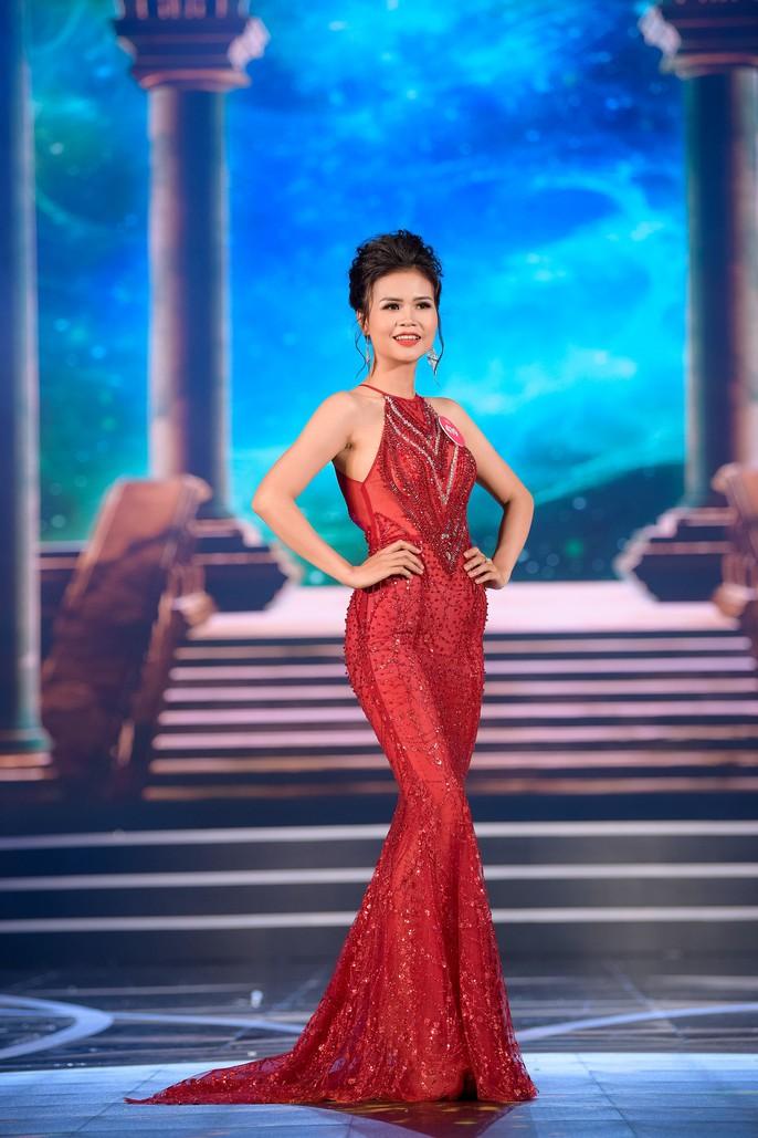 19 thí sinh đầu tiên của vòng chung kết Hoa hậu Việt Nam 2018 - Ảnh 13.
