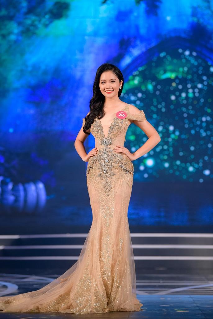 19 thí sinh đầu tiên của vòng chung kết Hoa hậu Việt Nam 2018 - Ảnh 11.