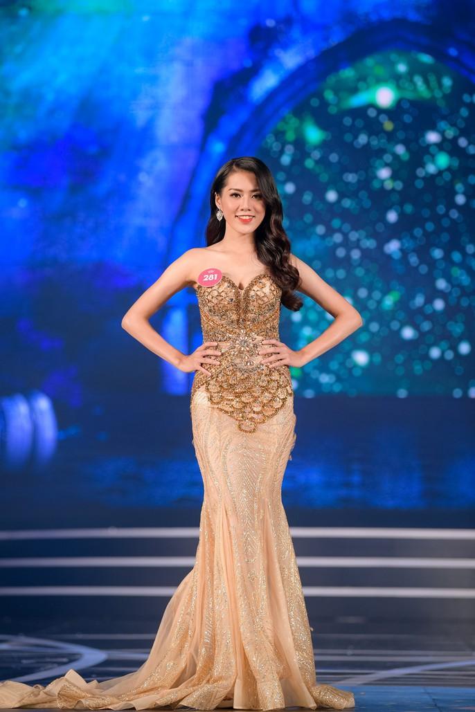 19 thí sinh đầu tiên của vòng chung kết Hoa hậu Việt Nam 2018 - Ảnh 10.