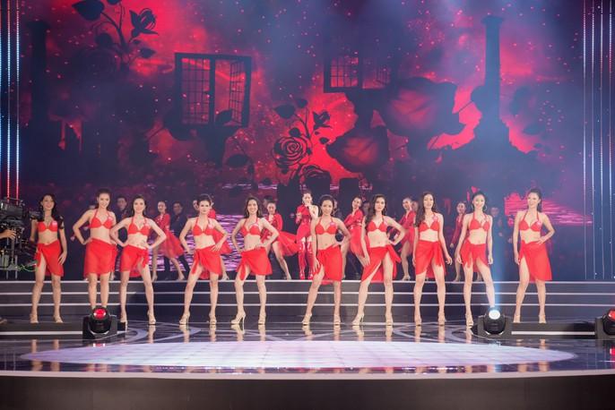 19 thí sinh đầu tiên của vòng chung kết Hoa hậu Việt Nam 2018 - Ảnh 6.