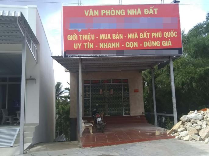 """Các văn phòng môi giới bất động sản """"tháo chạy"""" khỏi Phú Quốc - Ảnh 3."""
