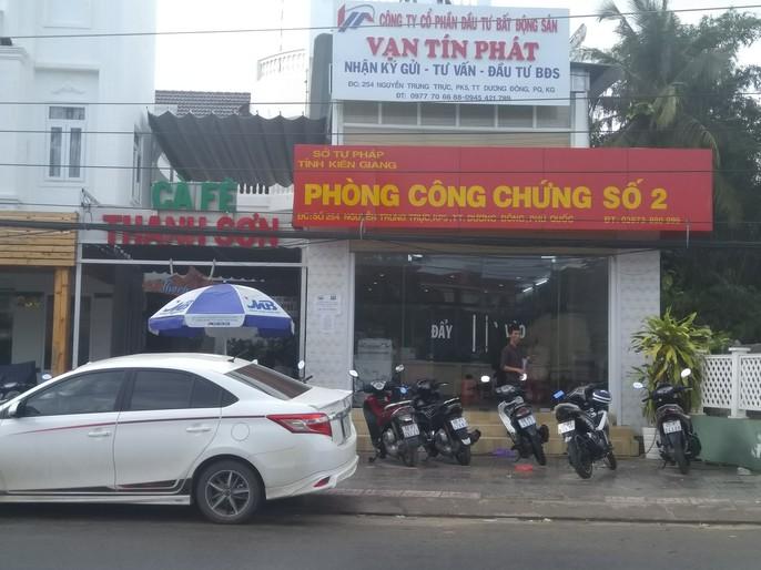 """Các văn phòng môi giới bất động sản """"tháo chạy"""" khỏi Phú Quốc - Ảnh 6."""