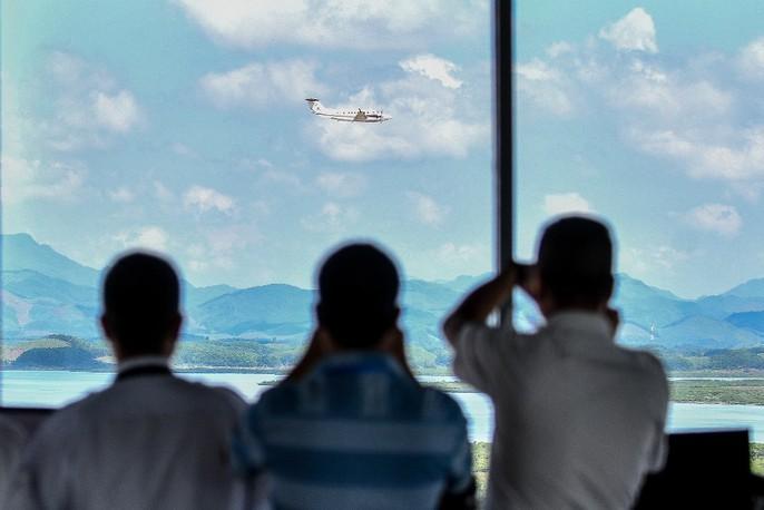 Soi trang thiết bị sân bay tư nhân đầu tiên trên cả nước - Ảnh 32.