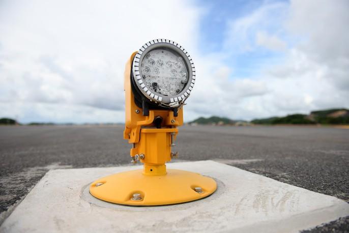 Soi trang thiết bị sân bay tư nhân đầu tiên trên cả nước - Ảnh 9.
