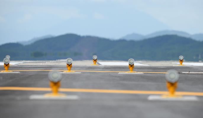 Soi trang thiết bị sân bay tư nhân đầu tiên trên cả nước - Ảnh 7.