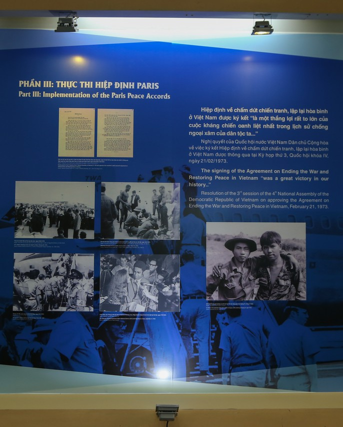 Lần đầu tiên công bố một số tư liệu được Mỹ giải mật về Hiệp định Paris - Ảnh 8.