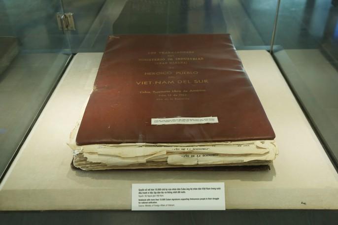 Lần đầu tiên công bố một số tư liệu được Mỹ giải mật về Hiệp định Paris - Ảnh 9.