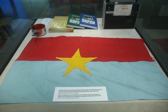 Lần đầu tiên công bố một số tư liệu được Mỹ giải mật về Hiệp định Paris - Ảnh 12.