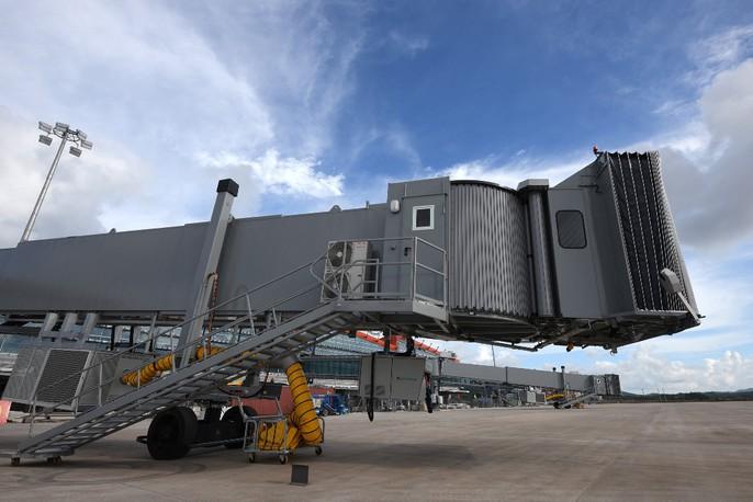 Soi trang thiết bị sân bay tư nhân đầu tiên trên cả nước - Ảnh 17.