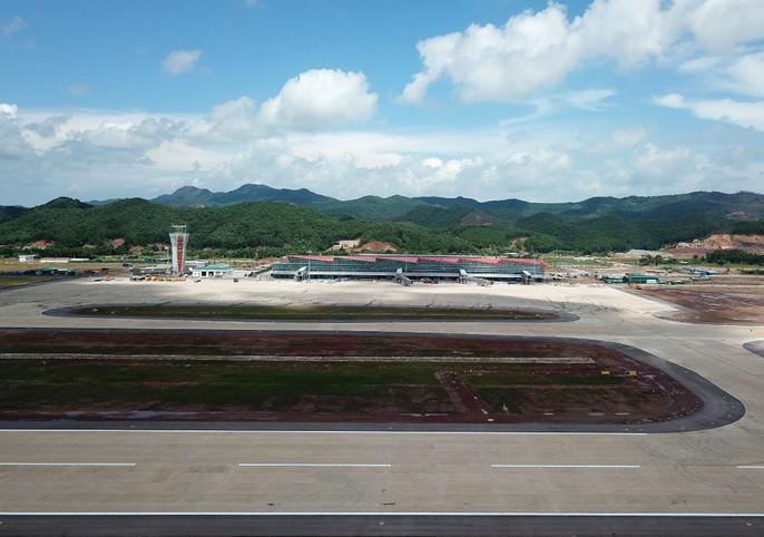 Soi trang thiết bị sân bay tư nhân đầu tiên trên cả nước - Ảnh 2.