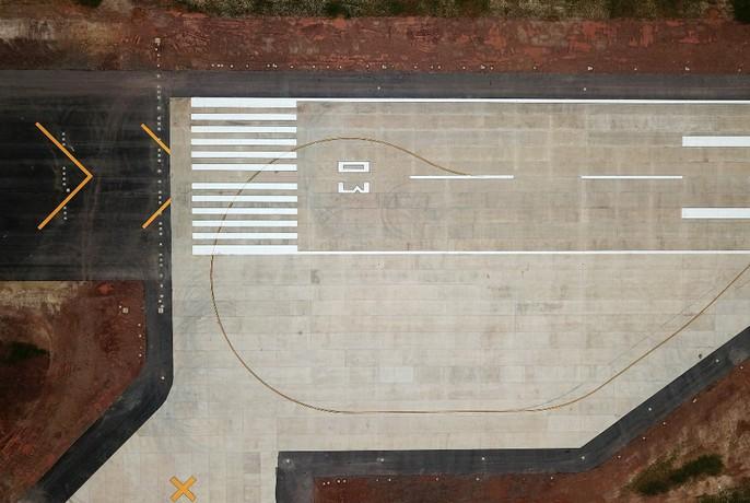 Soi trang thiết bị sân bay tư nhân đầu tiên trên cả nước - Ảnh 5.