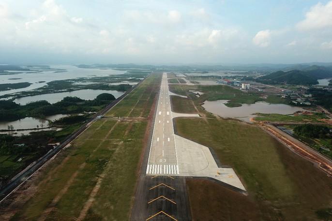 Soi trang thiết bị sân bay tư nhân đầu tiên trên cả nước - Ảnh 3.