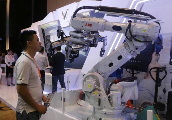 Việt Nam chưa bắt kịp bản chất cách mạng công nghiệp 4.0 - Ảnh 7.