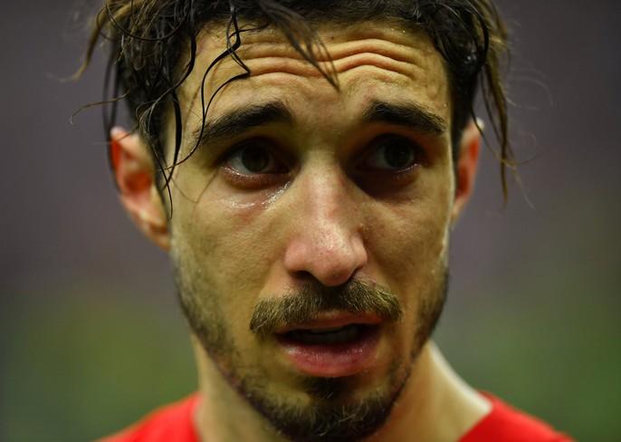Nước mắt hào hùng vùng Balkan khi Croatia thua Pháp - Ảnh 3.