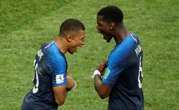 Đường lên đỉnh cao của bóng đá Pháp - Ảnh 7.