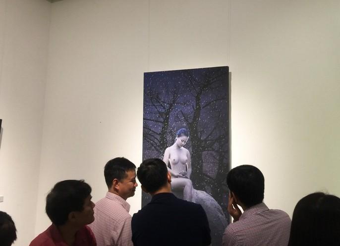 """Ngắm loạt """"Ảnh nude nghệ thuật"""" tại triển lãm quy mô quốc gia - Ảnh 8."""
