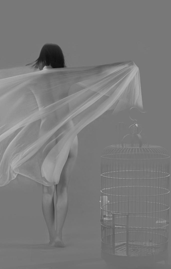 """Ngắm loạt """"Ảnh nude nghệ thuật"""" tại triển lãm quy mô quốc gia - Ảnh 12."""
