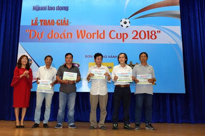 Hào hứng với lễ trao giải dự đoán World Cup 2018 của Báo Người Lao Động - Ảnh 16.