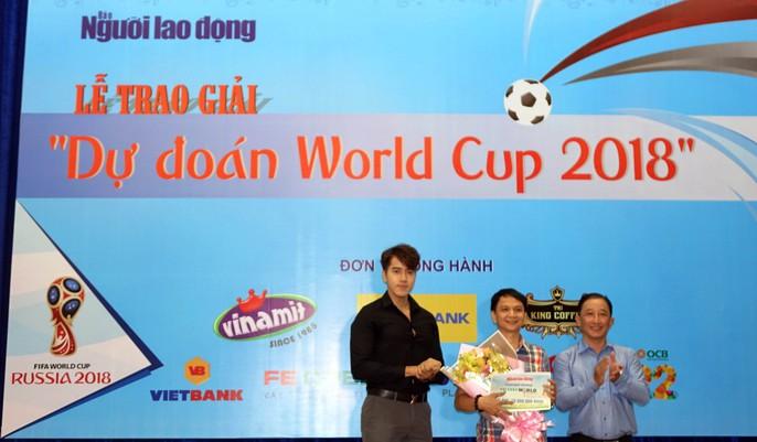 Hào hứng với lễ trao giải dự đoán World Cup 2018 của Báo Người Lao Động - Ảnh 11.